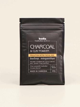 charcoal pollution facial mask-by-bodia-apothecary