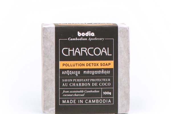Charcoal Pollution Detox - Body Soap