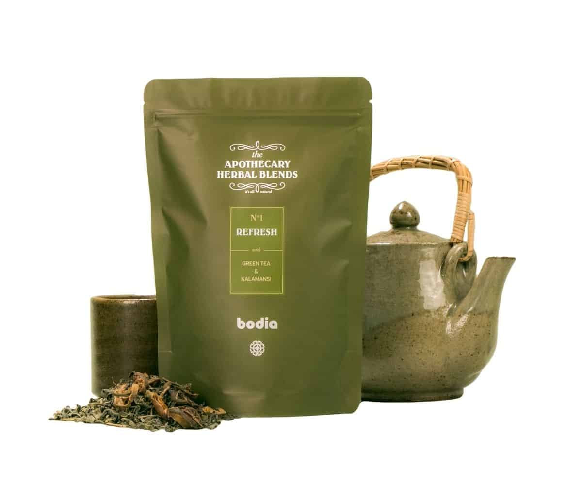 Bodia Herbal Blend Teas